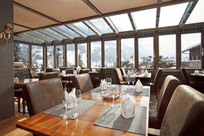 Hotel Steinmattli Restaurant 01